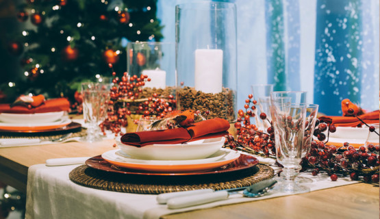Apunta este menú para sorprender en Navidad