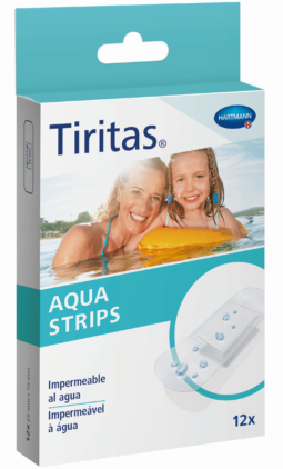 Paquete Tiritas® Aqua Strips